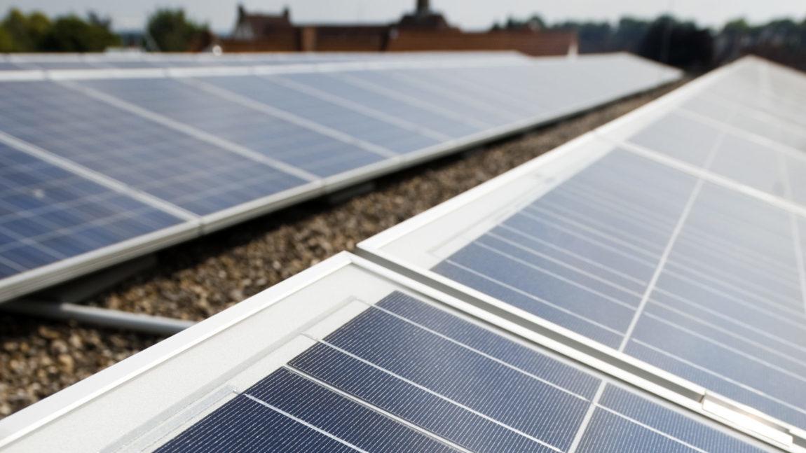 Mehr Solarstrom in und für die Stadt und Region